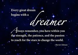Great Dream Quotes Best of Print Of Quote By Harriet Tubman Every Great Dream Begins With A