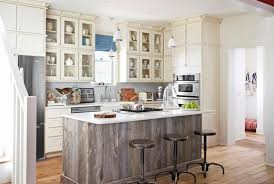 Beautiful Modern Farmhouse Kitchen Design A Featuring Reclaimed Wood Island And Industrial On Impressive