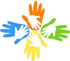 Grq Logo New Hands Clip Art at Clker.com - vector clip art online ...
