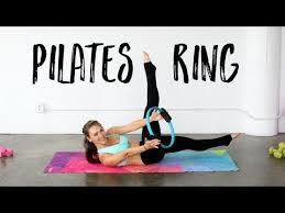 pilates ring thigh workout inner outer thigh workout you