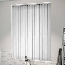 all our rigid pvc vertical blinds are 100 waterproof meaning that you can clean them down in the same way without having to worry about damaging the