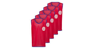 Vests <b>Set of 5</b> | Official FC Bayern Munich Store