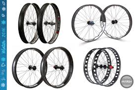 It is going to cost a good amount of money, but that is to be expected when looking at the specs. 6 Quick Spinning Fat Bike Wheels Mountain Bike Reviews Forum
