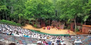 theatre unto these hills