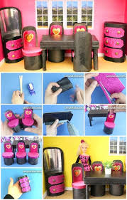 how to make doll furniture. How To Make Doll Toilet Paper Roll Furniture How Make Doll Furniture O