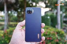 รีวิว OPPO A73 สมาร์ทโฟนฝาหลังสัมผัสหนัง เพรียวบาง น้ำหนักเบา ชาร์จไว 30W  VOOC Flash Charge ราคาดี! คุ้มสุดของ OPPO