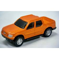 Maisto - Ford Explorer Sport Trac Pickup Truck - Global Diecast Direct