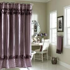 shower curtain rod track style corner showe smlf full
