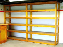 garage shelves ideas storage cabinet design wood plans wooden systems engaging diy wall st