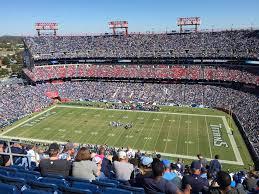 Tennessee Titans Club Level Seats At Nissan Stadium