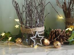 Decorated Jam Jars For Christmas Jam Jar Christmas How To Decorate With Garden Clippings The 74