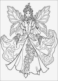 Small Picture Special Flower Fairy Coloring Pages Book Desig 3393 Unknown