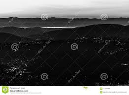 Valley Of Lights In Italy Beautiful Aerial View Of Umbria Italy Valley At Dusk With