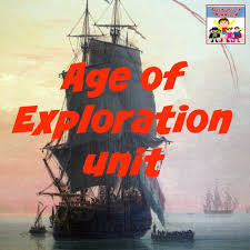 christopher columbus unit age of exploration unit