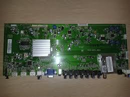 vizio tv repair. picture of repair service for vizio vw42lfhdtv10a main board - unresponsive tv problem tv