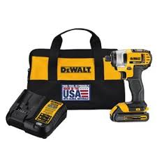 left hand drill bits lowes. dewalt 20-volt max lithium ion 1/4-in cordless variable speed impact left hand drill bits lowes