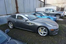 Officially new ferrari ff 2011 test driving. Rear Right Interior Quarter Panel Trim Brown Leather 83645912 Ferrari Ff 2011 16 Ebay