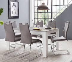 Homexperts Zabona Essgruppe 1 Tisch 4 Stühle Otto