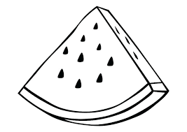 Printable Fruit Coloring Pages At Getdrawingscom Free For