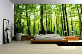 uncategorized forest wall mural bedroom wallpaper murals by homewallmurals co winning painting stickers nursery decal