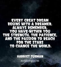 Great Dream Quotes Best of Motivational Quotes Every Great Dream Begins With A Dreamer