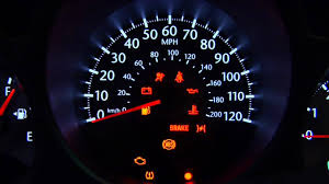 Yellow Light On Speedometer 15 Car Dashboard Signs And Symbol And What They Mean