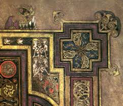thumbnail image from the book of kells