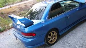 Subaru Impreza Type RA coupe GC8 STi WRC Limited Edition 86/1000 ...