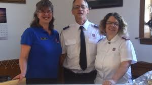 Abby Mills returns home to oversee Napanee Salvation Army