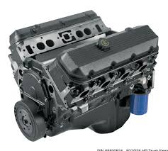 Chevrolet Performance HT502 406 HP: GM Performance Motor