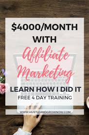 Making Flyer Online Want To Start Making Money Online With Affiliate Marketing This