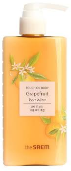 <b>Лосьон для тела</b> The Saem <b>Touch</b> on Body Grapefru... — купить по ...