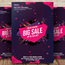 Free For Sale Flyer Template Flash Sale Flyer Template Template For Free Download On Pngtree