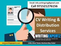 best cv writing service in dubai