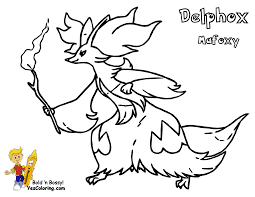 Small Picture Pokemon Coloring Pages Froakie Coloring Page Color Online Image 12