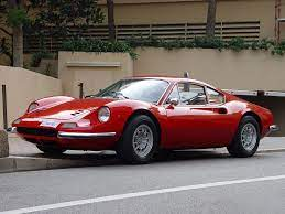 1969 Ferrari Dino 246 Gt Droomgarage Klassieke Auto S Classic Sports Cars
