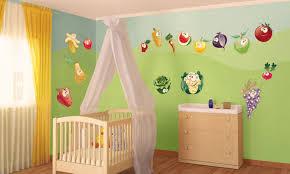Stencil muro decorare e facile : Camerette per bambini e idee per la cameretta leostickers