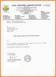 appointment later bussines proposal  appointment later appointment letter format 11 jpg resize 744%2c1024