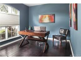 blue home office wall. amazing blue home office dark wood floors laurel lakes in naples fl florida enviable offices pinterest woods and walls wall i