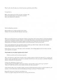 2nd Follow Up Email After Interview Template 2nd Follow Up Email