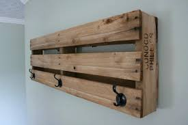 remarkable wall mounted coat rack appealing clothing
