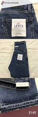 Levis Made And Crafted Size Chart