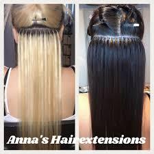 Haarverlenging Bij Annas Hairextensions Dmv Hairextensions In