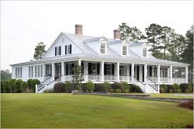 low country house plans with wrap around porch plan design ideas
