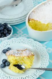 Meyer Lemon Custard Cake Kitchen Conundrum