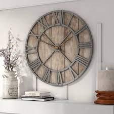 wall clocks living room