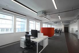overhead office lighting. Led Office Lights Ceiling Black White Overhead Lighting