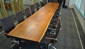 Redwood Slab Dining Table Furniture Clark Functional Art