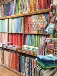 London patchwork quilt fabric store shop Tikki Patchwork | Craft ... & Tikki Patchwork quilt fabric store interior in London, 293 Sandycombe Road,  TW9 3LU District Adamdwight.com