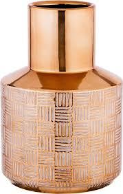 <b>Ваза Lefard</b>, 112-458, золотой, 15 х 15 х 22,<b>5 см</b> — купить в ...